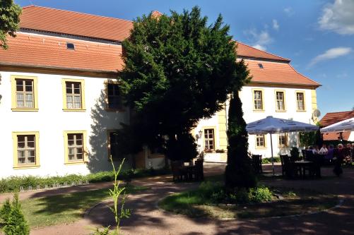 Stadtschloss Hecklingen