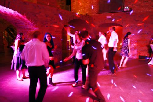 Tanzen auf Hochzeit in Magdeburg