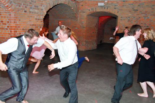 Tanzen in der FestungMark