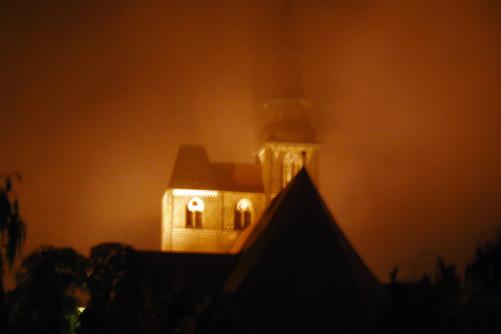 Ausblick Schloss Tangermuende