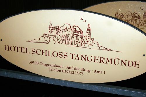 Hotel Schloss Tangermuende