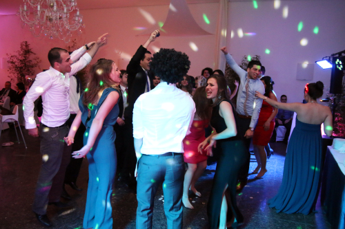 Party in Kassel