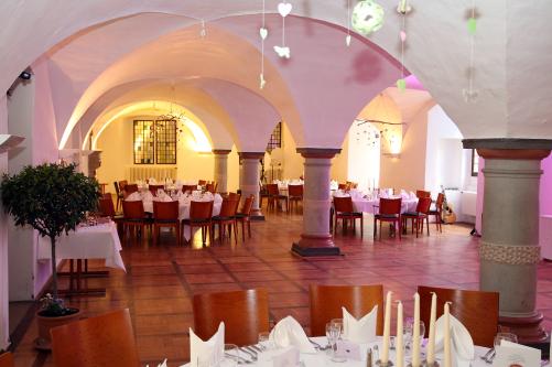 Renaissancesaal Schloss Wolfenbüttel