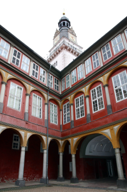 Schloss Wolfenbüttel Innenhof