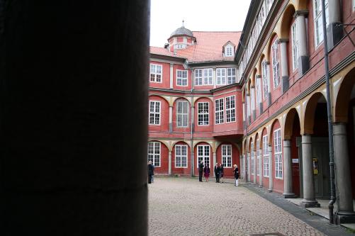 Schlosshof Wolfenbüttel