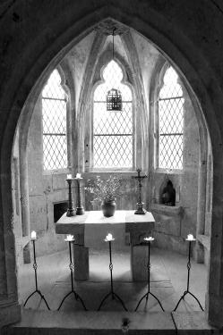 kleine Kapelle der Tannenburg