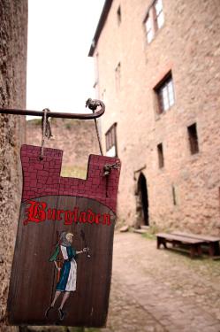 Tannenburg Burgladen