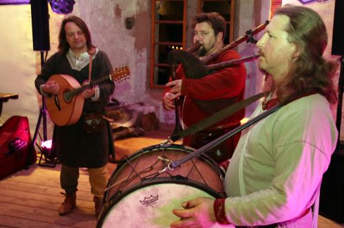 Spielleute von Musica Vulgaris