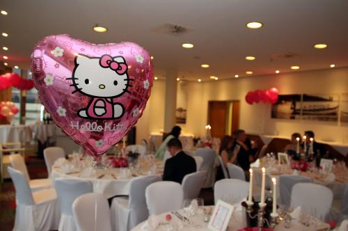 Hello Kitty im Marriot