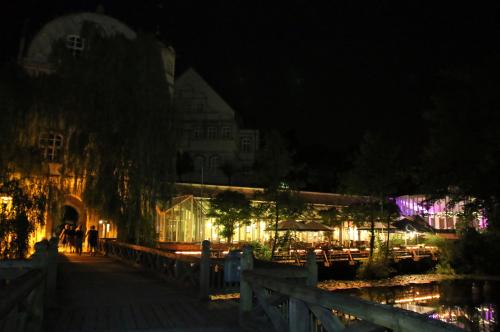 am Schloss Gifhorn